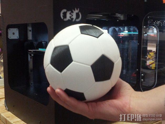 足球奖杯 3D模型  图9