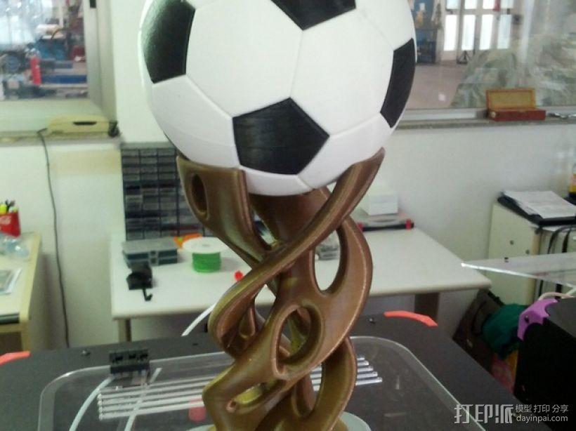 足球奖杯 3D模型  图8
