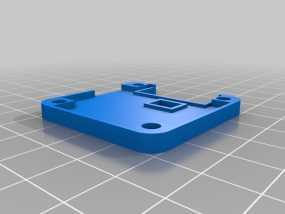 Naze32飞行控制器外壳 3D模型
