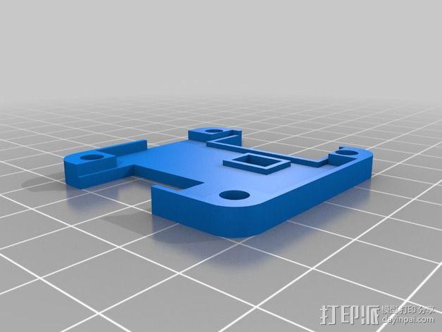 Naze32飞行控制器外壳 3D模型  图7