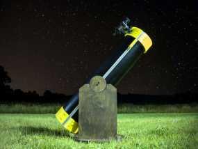 多布森望远镜 3D模型