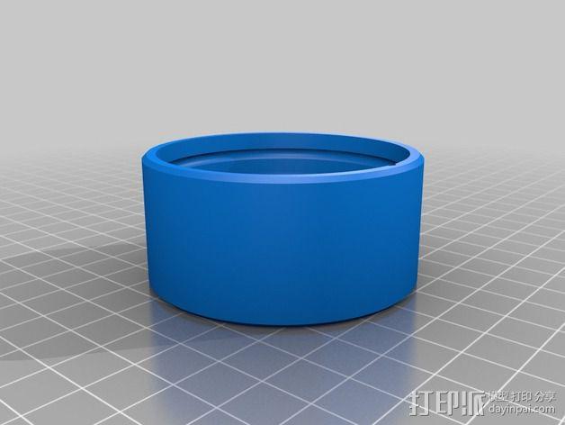 行星齿轮变速器 3D模型  图5