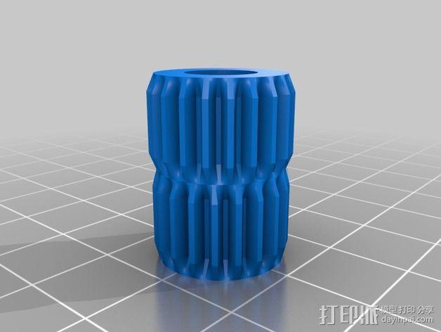 行星齿轮变速器 3D模型  图6