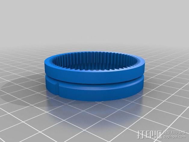 行星齿轮变速器 3D模型  图7