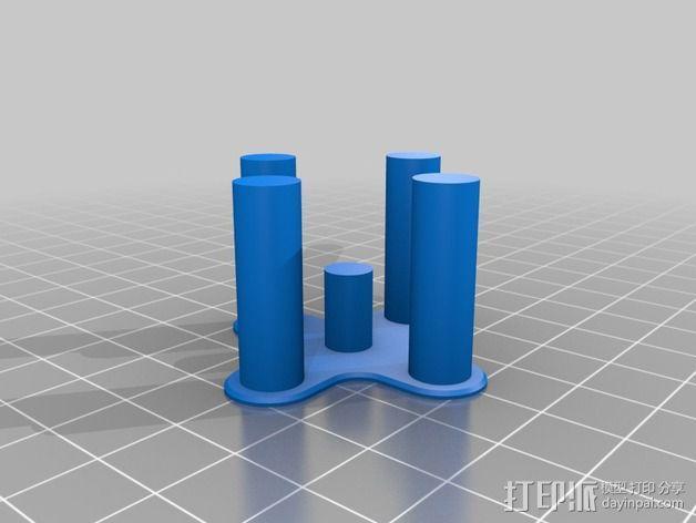 行星齿轮变速器 3D模型  图9