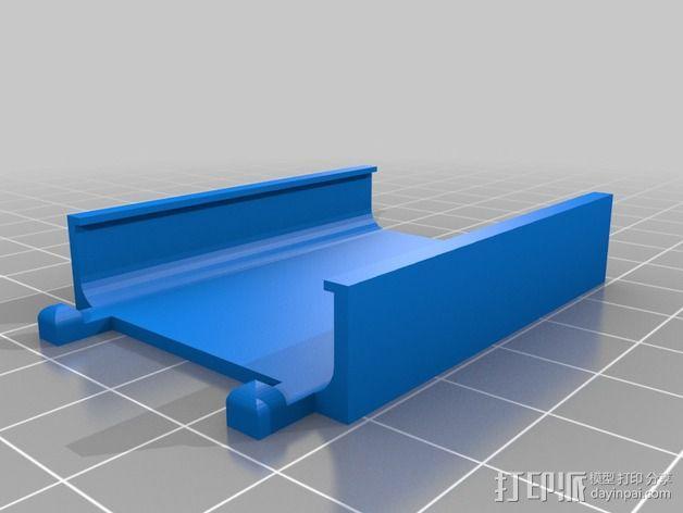 Mobius相机支架 3D模型  图4