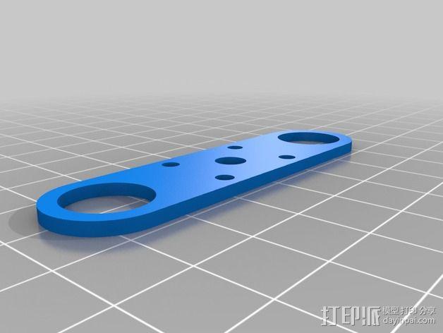 谐波驱动 3D模型  图5