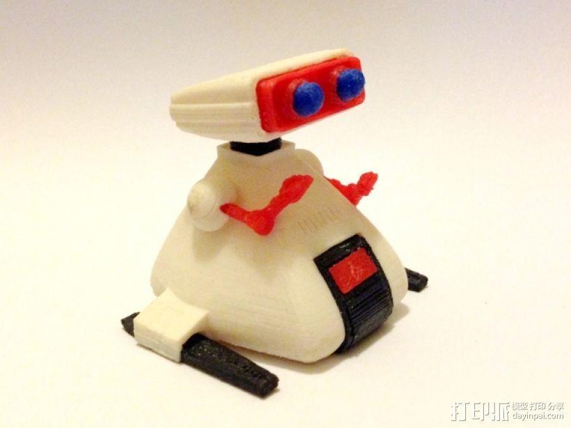 Dingbot机器人 3D模型  图1