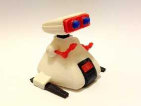 Dingbot机器人 3D模型