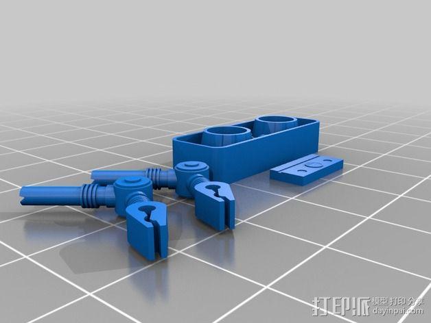 Dingbot机器人 3D模型  图6