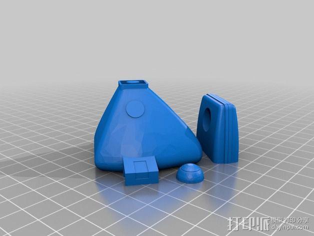 Dingbot机器人 3D模型  图7