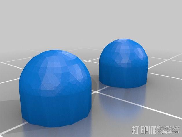 Dingbot机器人 3D模型  图8