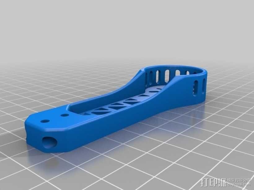 迷你四轴飞行器框架 3D模型  图5