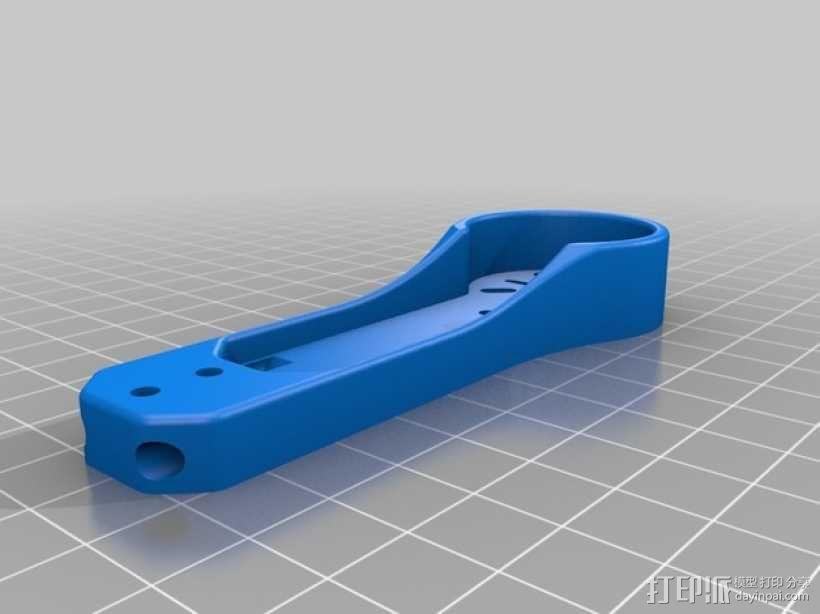迷你四轴飞行器框架 3D模型  图6