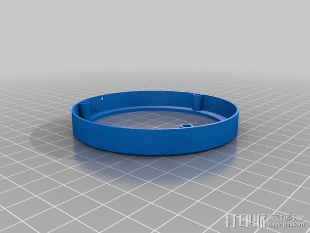 参数化按钮 3D模型  图4