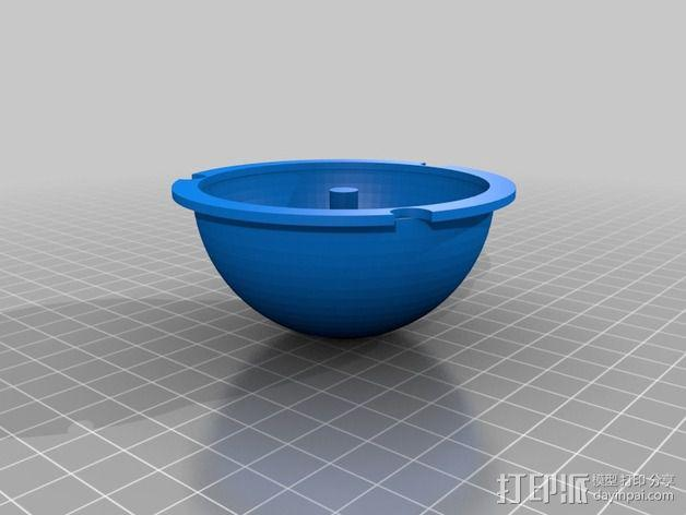 参数化按钮 3D模型  图5