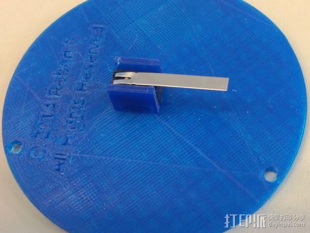 参数化按钮 3D模型  图8