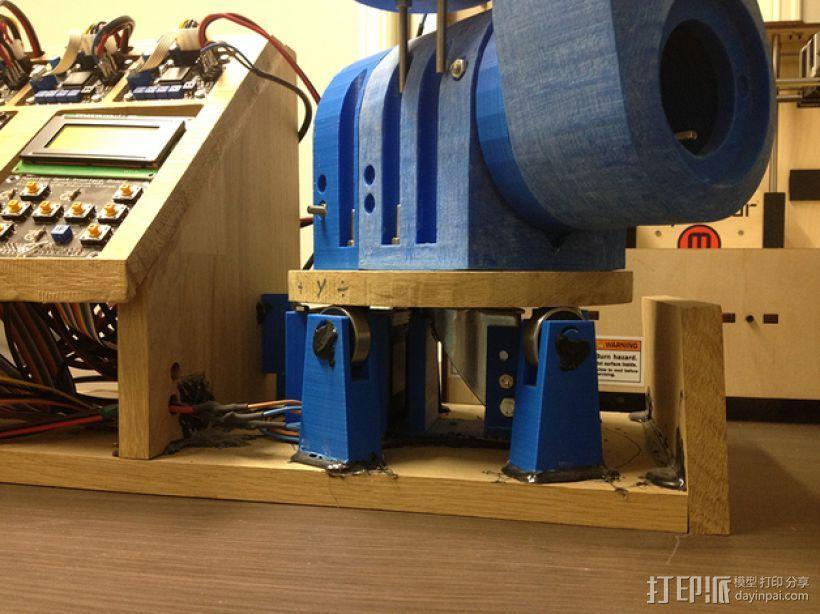 机械臂 3D模型  图7