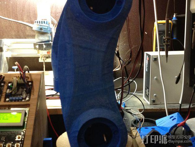 机械臂 3D模型  图12