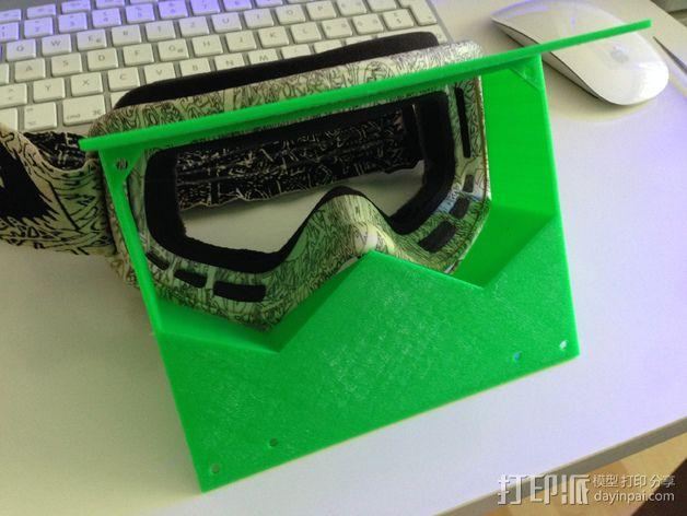 FPV谷歌眼镜 3D模型  图13