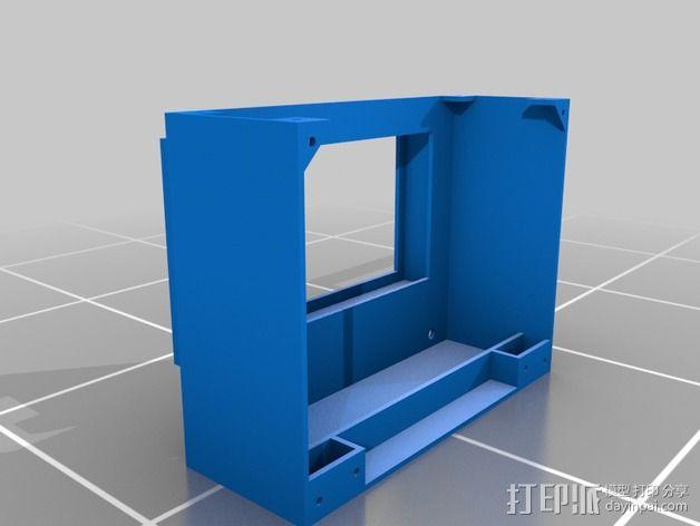 FPV谷歌眼镜 3D模型  图20