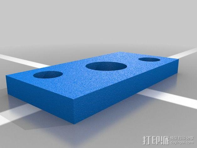 FPV谷歌眼镜 3D模型  图22