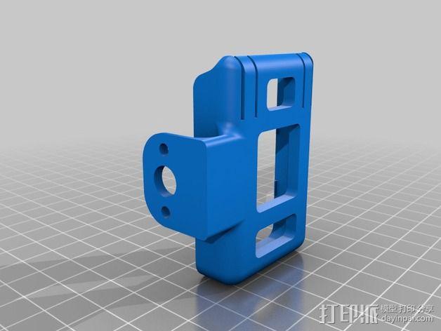 Mobius相机常平架 3D模型  图4