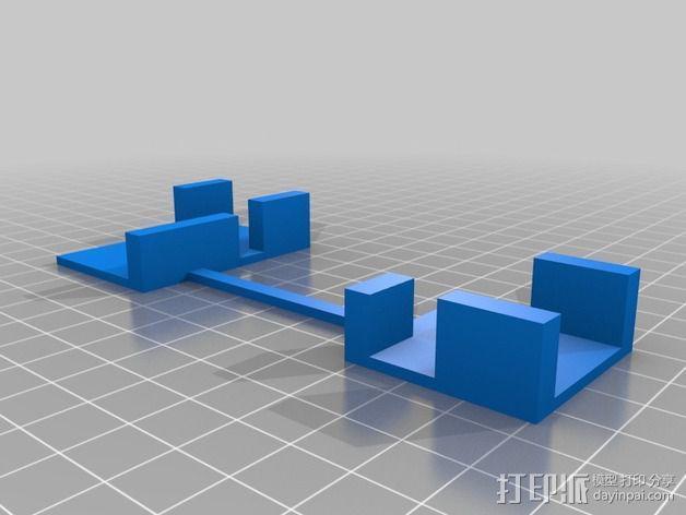 电子仿生眼 3D模型  图3