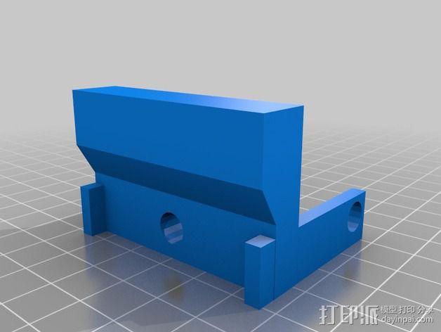 电子仿生眼 3D模型  图2