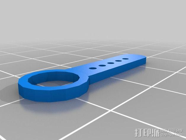 电子仿生眼 3D模型  图5