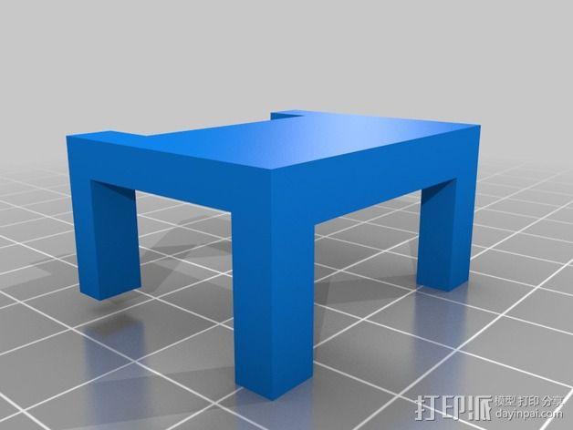 电子仿生眼 3D模型  图4