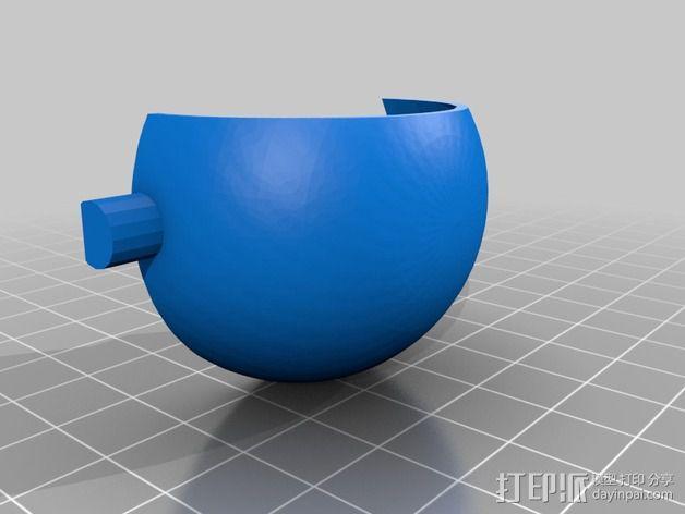 电子仿生眼 3D模型  图6