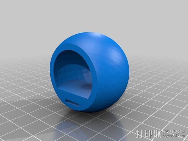 电子仿生眼 3D模型  图9