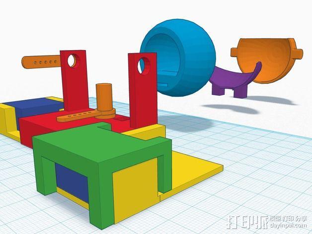 电子仿生眼 3D模型  图13