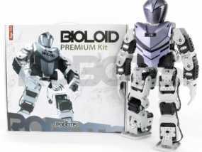 Bioloid机器人 3D模型
