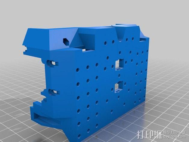 Bioloid机器人 3D模型  图6