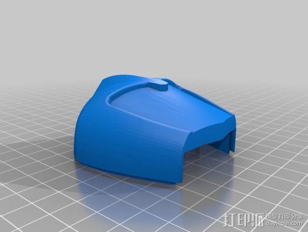 Bioloid机器人 3D模型  图11