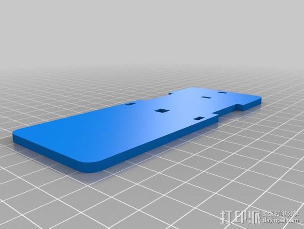 三轴飞行器 3D模型  图21