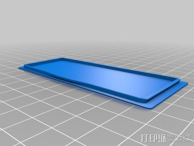 FPV/UAV飞机 3D模型  图4