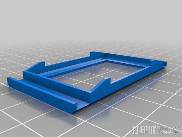 FPV/UAV飞机 3D模型  图6