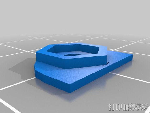 FPV/UAV飞机 3D模型  图7