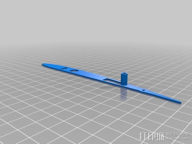 FPV/UAV飞机 3D模型  图9