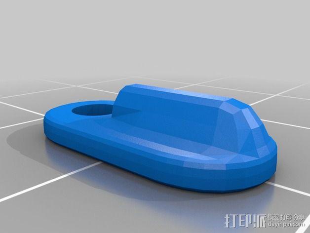 FPV/UAV飞机 3D模型  图10