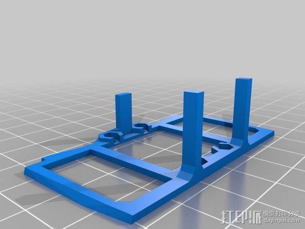 FPV/UAV飞机 3D模型  图15