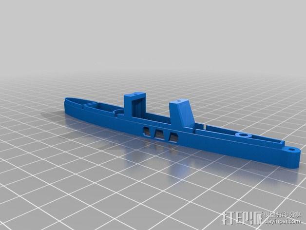 FPV/UAV飞机 3D模型  图49
