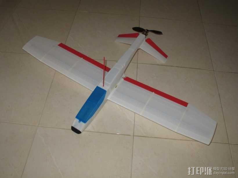 FPV/UAV飞机 3D模型  图57