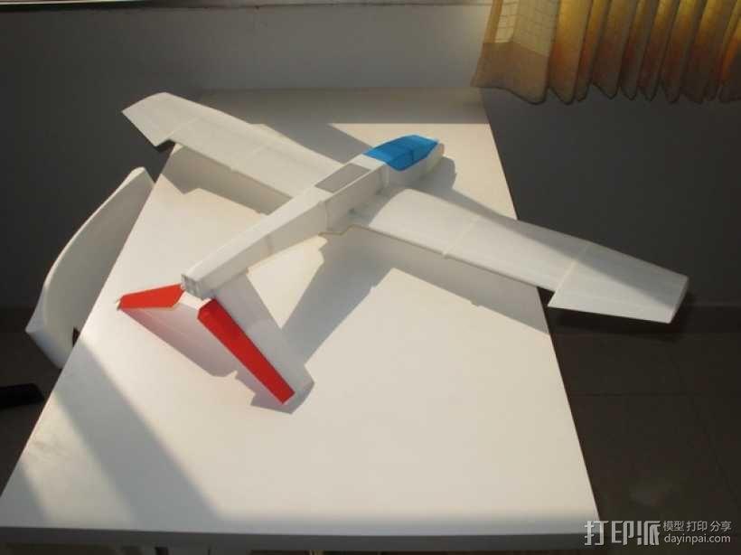 FPV/UAV飞机 3D模型  图63