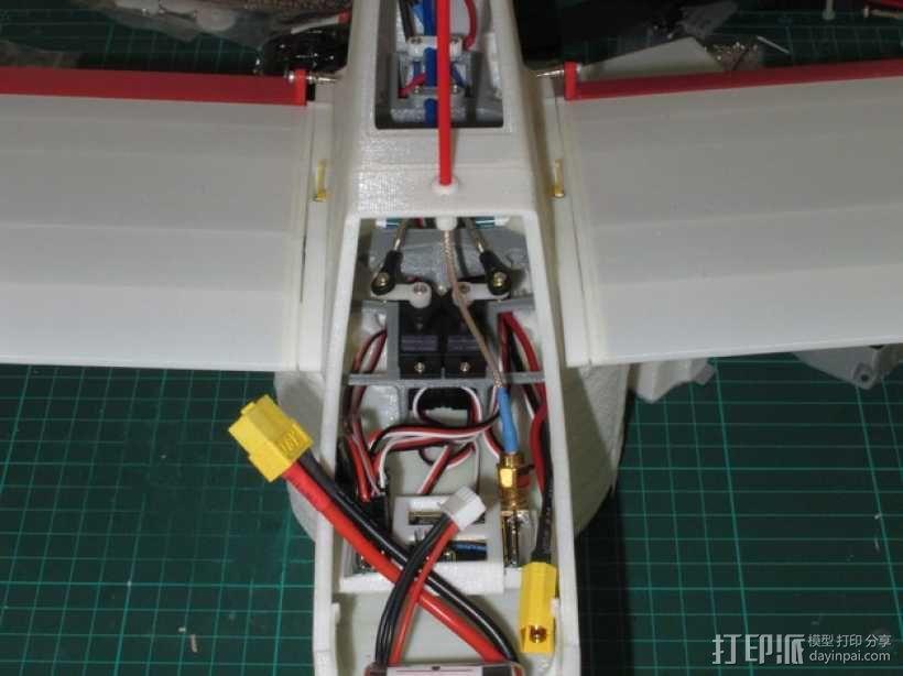 FPV/UAV飞机 3D模型  图65