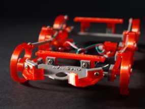 RepWalker马达模组  3D模型
