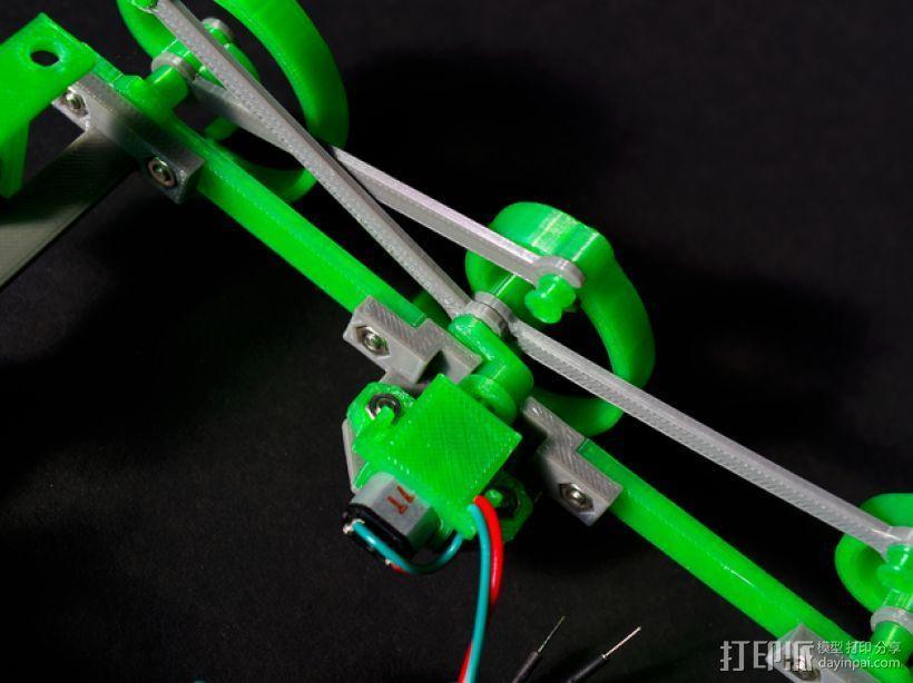 RepWalker马达模组  3D模型  图4